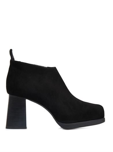 Acne Studios Bailey suede ankle boots