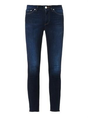 Skin 5 mid-rise skinny jeans