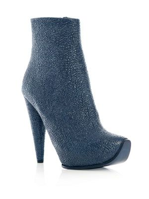 Araceil textured-leather boots