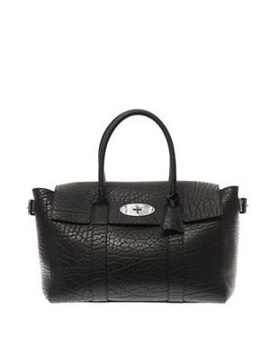 Bayswater Buckle leather tote