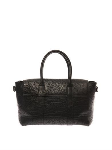 Mulberry Bayswater Buckle leather tote