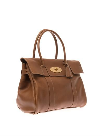 Mulberry Bayswater leather tote