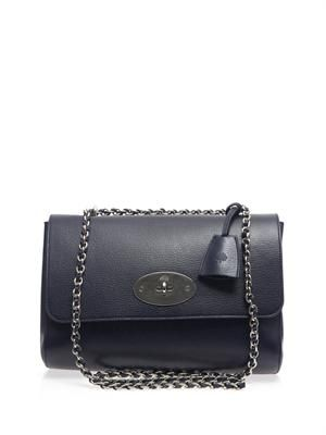 Lily medium leather cross-body bag