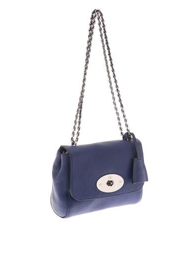 Mulberry Lily leather shoulder bag