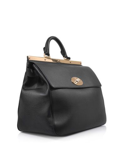 Mulberry Suffolk leather tote