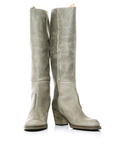 Acne Studios Pistol knee-high boots