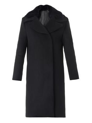 Era wool-blend coat