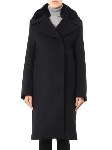 Acne Studios Era wool-blend coat