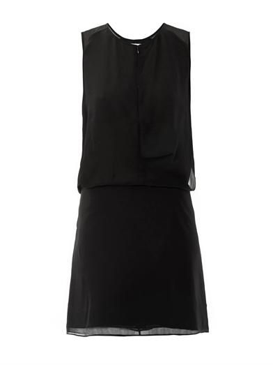 Acne Studios Twist silk dress