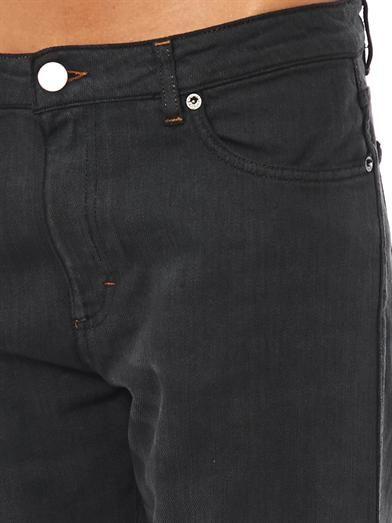 Acne Studios Pop low-rise boyfriend jeans