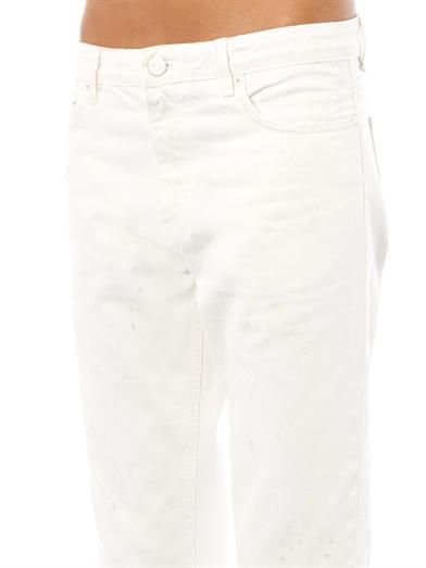 Acne Studios Pop low-rise boyfriend jeans