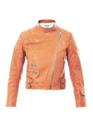 Moi leather jacket