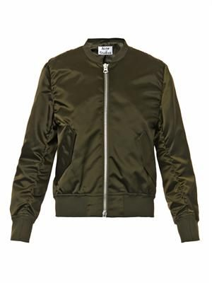 Encore bomber jacket