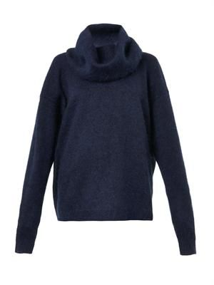 Demi Mix wool-blend sweater