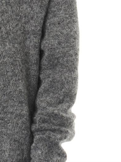 Acne Studios Raya Short mohair-blend cardigan