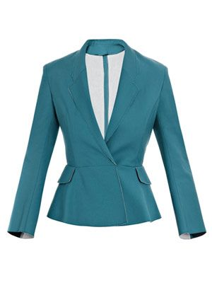 Turner peplum jacket