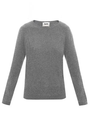 Rakel angora sweater