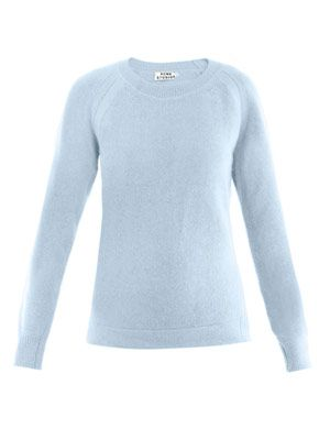Micah angora sweater