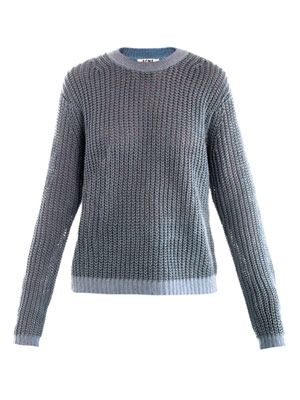 Ninon linen sweater