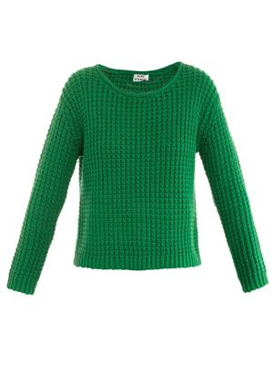 Sapata loose-knit sweater