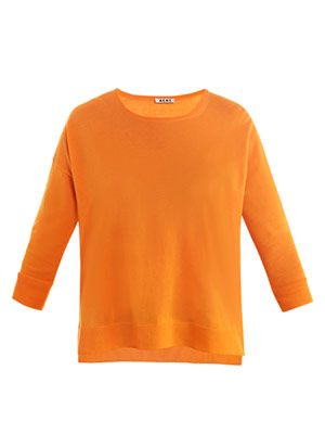Zola crew-neck sweater