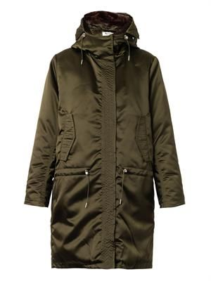New Powders down parka