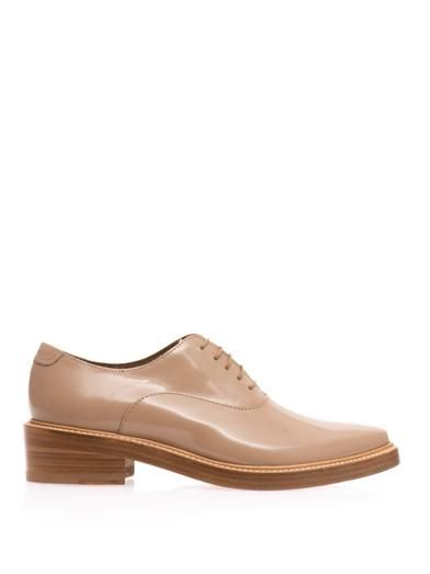 Acne Studios Carla point-toe lace-up shoes