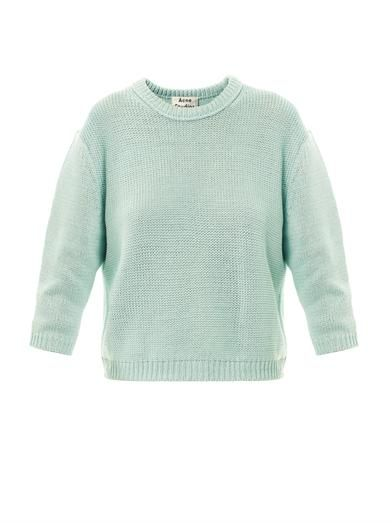 Acne Studios Shelby sweater
