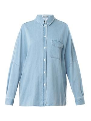 Jetson denim shirt