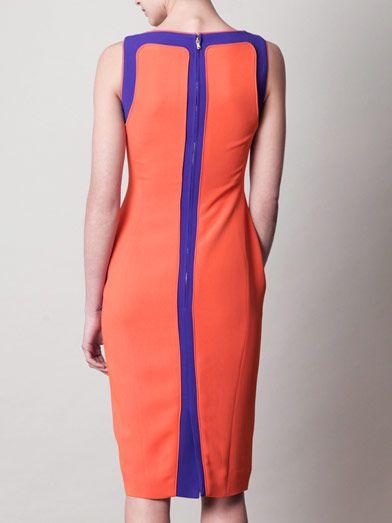 Antonio Berardi Cady sleeveless dress