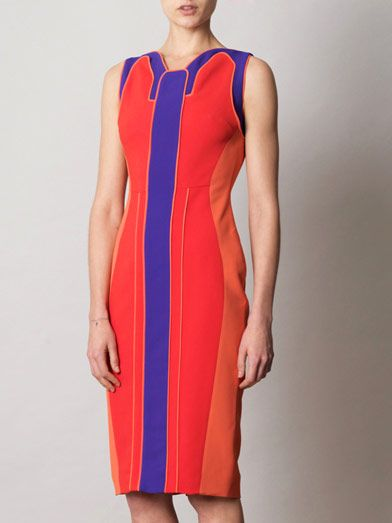 Antonio Berardi Cady sleeveless dress