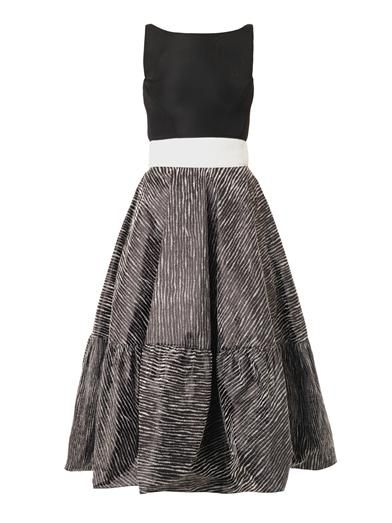 Antonio Berardi Tivac embroidered dress