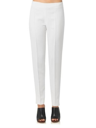 Antonio Berardi Skinny-leg tailored trousers