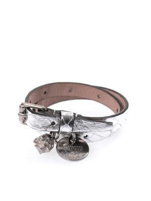 Double-wrap water snake bracelet