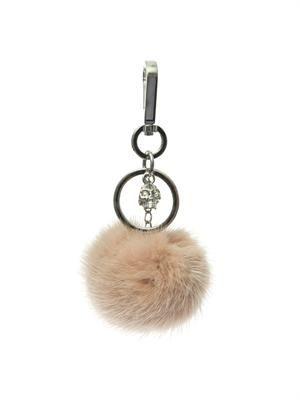 Fur key-fob