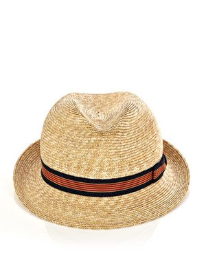Salvador straw hat