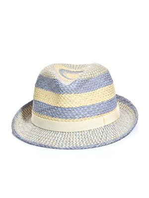 Salvador grosgrain ribbon panama hat