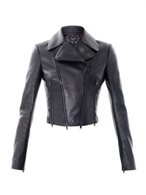 New perfecto leather jacket