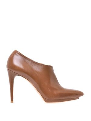 Scarpa leather ankle boots