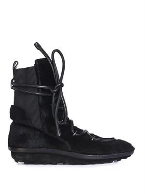 Eskimo calf-hair boots