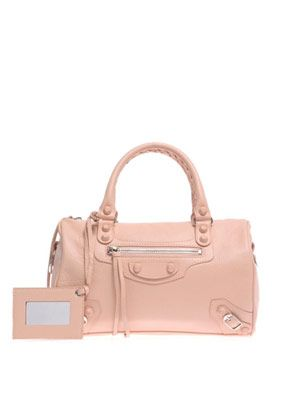 Classic Mini Twiggy leather tote
