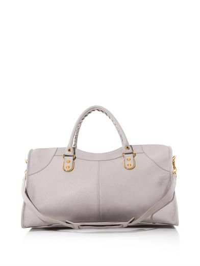 Balenciaga Classic Part Time edge-line leather tote