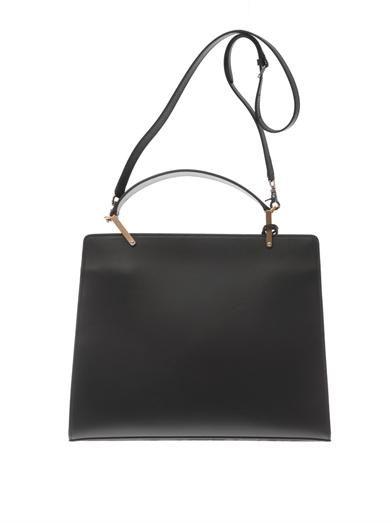 Balenciaga Le Dix Cartable M leather tote