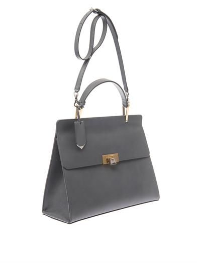 Balenciaga Le Dix Cartable M leather tote