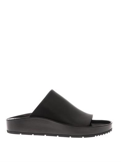 Balenciaga Leather Pads mule sandals