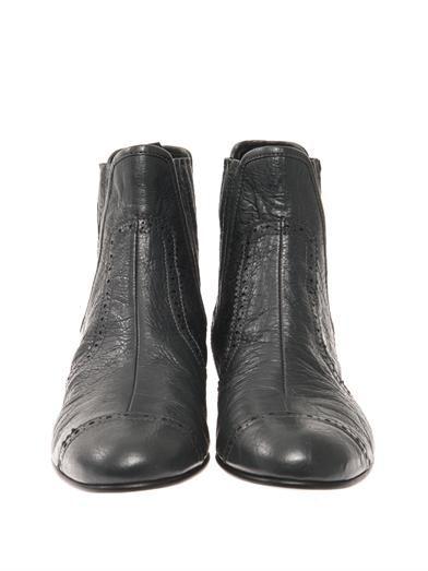 Balenciaga Arena leather Chelsea boots