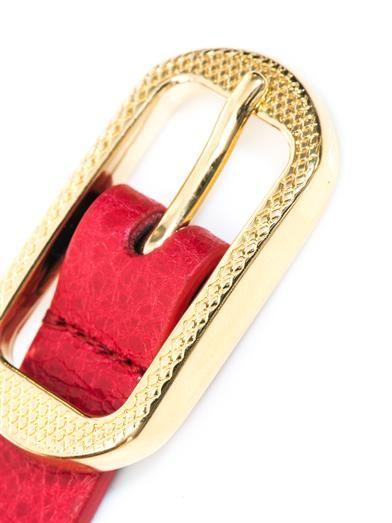 Balenciaga Arena studded leather belt