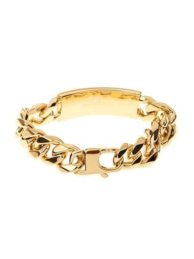Balenciaga Classic stud chain bracelet