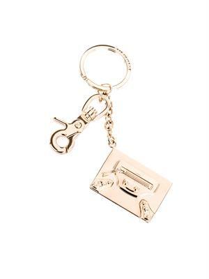 Classic City bag key ring