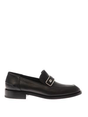 Classis metallic edge loafers